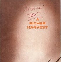 Image of A Richer Harvest