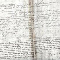 Image of Documents - Indenture between Elisha Cone and Elisa and Solomon Cone