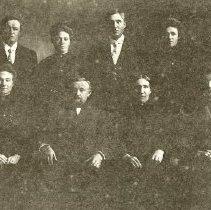 Image of Tangeman Family History: photo