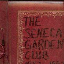 Image of Scrapbook, Garden Club