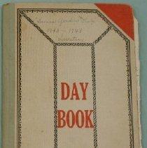 Image of Garden Club Secretary Book