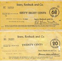 Image of Sears exchange coupons