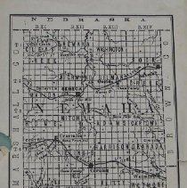 Image of Map - Nemaha History Map - 1883
