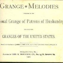 Image of Grange Melodies
