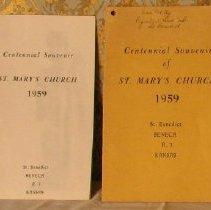 Image of Centennial Souvenir of St. Mar
