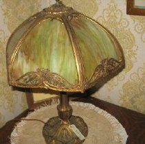 Image of Tiffany Lamp