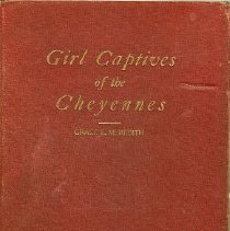 Image of Girl Captives of the Cheyennes