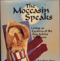 Image of Moccasin Speaks book