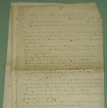 Image of Manuscript - Advance Commanded