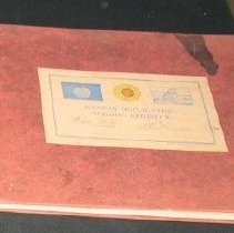 Image of Book - Rose Hill school register No. 19