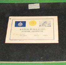Image of Rose Hill Register, 1947-49