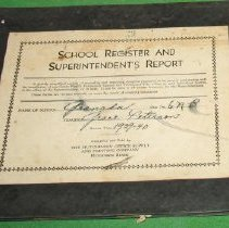 Image of Granada School Register