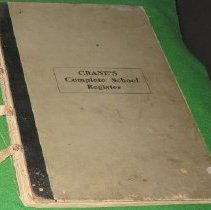 Image of Granada school register, 1930-