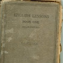 Image of English Lessons Book one