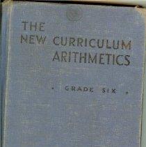 Image of Book - The New Curriculum Arithmetics, Grade 6