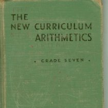 Image of The New Curriculum Arithmatic