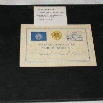 Image of Sunny Knoll School Register