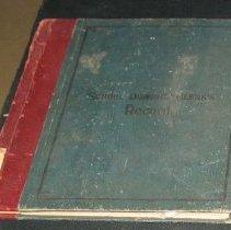 Image of Willow Glen School Record book