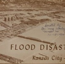 Image of Flood Disaster Booklet