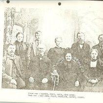 Image of Bergman Genealogy Booklet