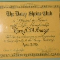 Image of The Dairy Shrine Club