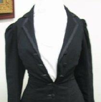 Image of lady's coat