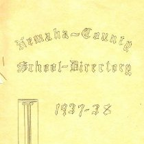 Image of NM Co School Directory 37-38