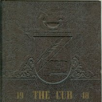 Image of Yearbook - Cub Yearbook,1948