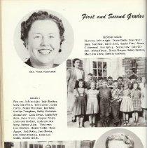 Image of Second grade 1954