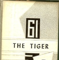 Image of Yearbook - 61 The Tiger S