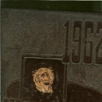 Image of Yearbook - 1962 Tiger