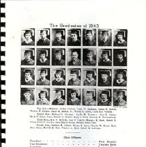Image of Class of SHS 1943