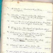 Image of Thornburg notebook