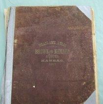 Image of Book - Atlas of Nemaha & Brown Counties