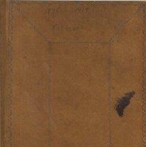 Image of Treasurer  Record 1875- 1917