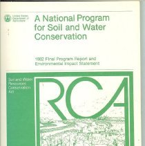 Image of National Soil and Water Progra