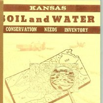 Image of Kansas Soil and Water Needs In
