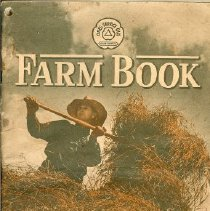 Image of Booklet - Farm Book