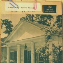 Image of Booklet - Through the Little White House