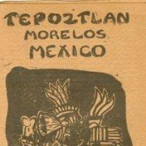 Image of Tepoztlan Morelos Mexico