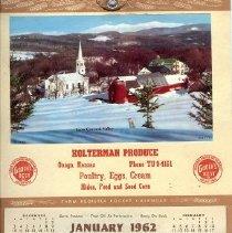 Image of Kolterman Produce calendar