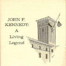 Image of John Kennedy, the living legen