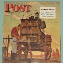 Image of Saturday Evening Post