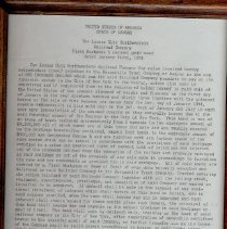 Image of First Mortgage description