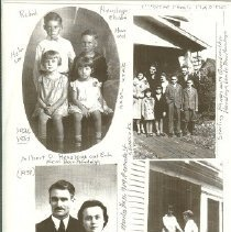 Image of Hensleigh Family & Charles Hay