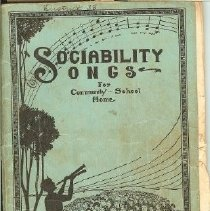 Image of Sociability Songs