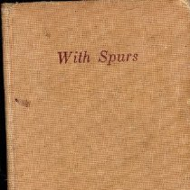 Image of With Spurs book