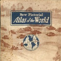 Image of Book - The New Pictorial Atlas of The World Revised Edition