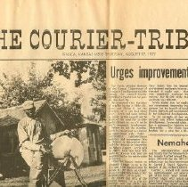 Image of The Courier Tribune