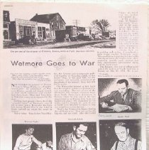 Image of Wetmore Goes to War